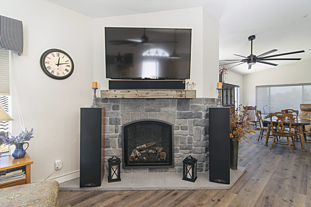 Fireplace Remodel Mount Helix